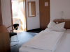 Double room comfort for single use - 2