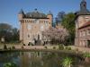 Frühlingsstimmung im Schloss Loersfeld, Kerpen
