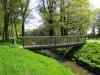Hier finden Sie gut ausgebaute Radwege und Brücken